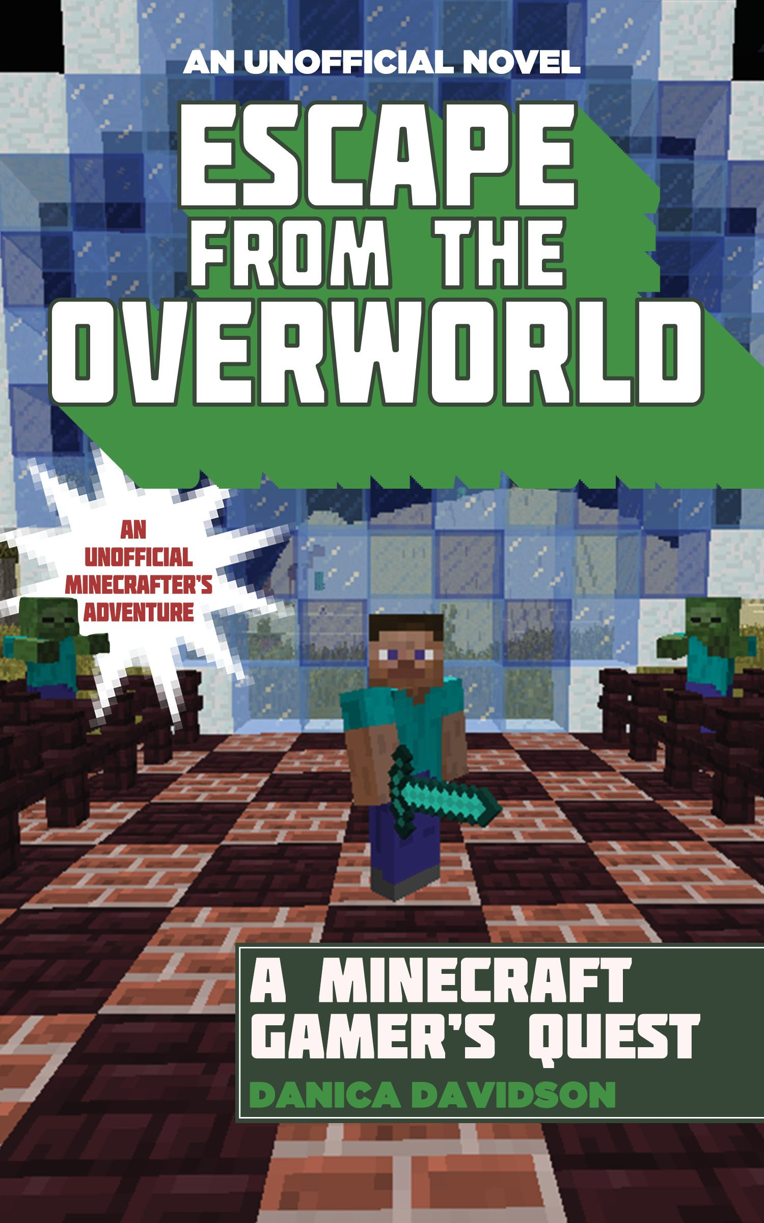 Escape Overworld Unofficial Adventure Book product image