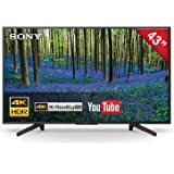 "TV Sony 43"" 4K Ultra HD LED Smart TV 43X720F"