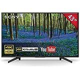 "TV Sony 43"" 4K Ultra HD LED Smart TV 43X720F"