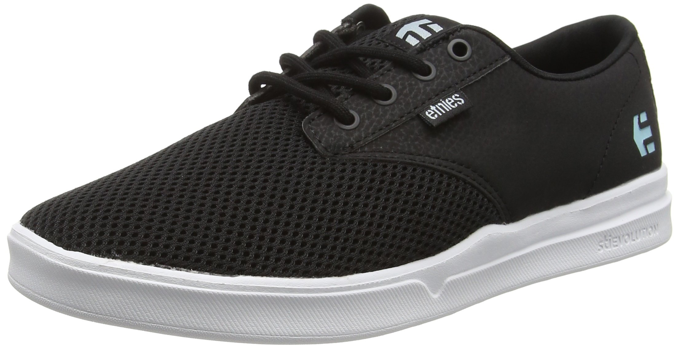 Etnies Women's Jameson SC W'S Skateboarding Shoe, Black/White, 7 M US by Etnies