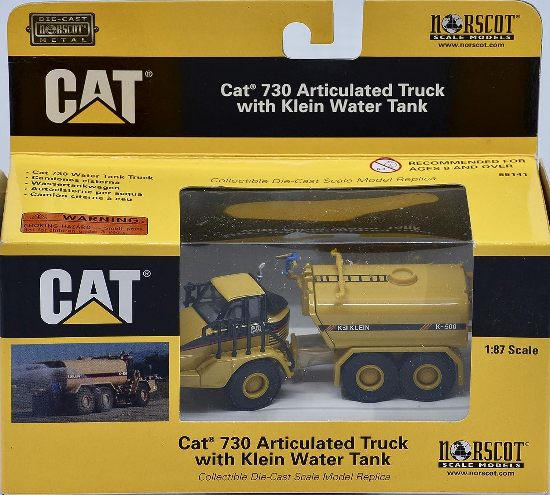 55141 CAT 730 Dumper m Wassertank 1:87 Norscot CAT
