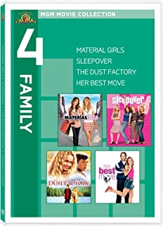 Material Girls / Sleepover / The Dust Factory / Her Best Move