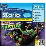 Vtech - Gioco Storio Turtles Ninja (Francese)