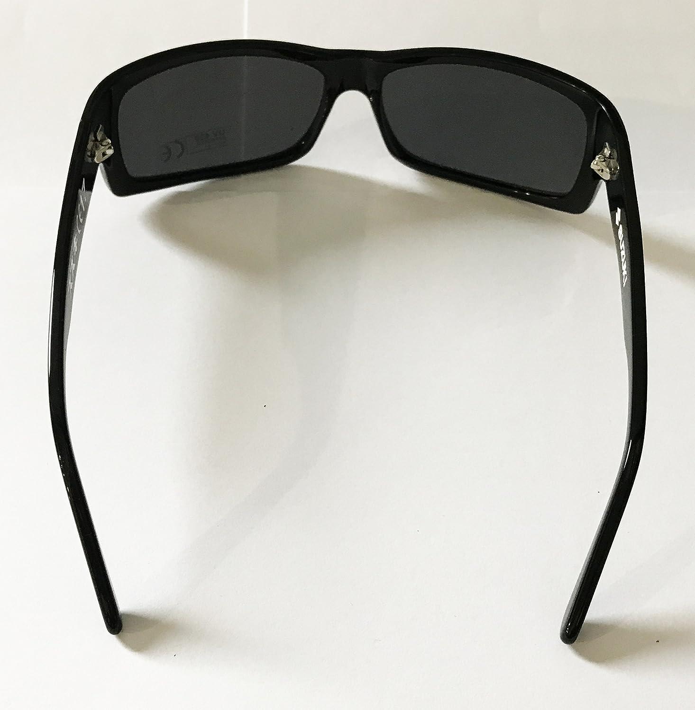 Suzuki Sonnenbrille schwarz inkl.Brillenetui 3OeM2IFLU