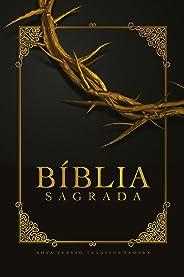 BIBLIA NVT LG ST - COROA DE ESPINHOS