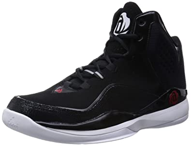 save off 4ff6e d1faf adidas D Rose Dominate II S83842 Herren BasketballschuheBasketballstiefel  Schwarz 40