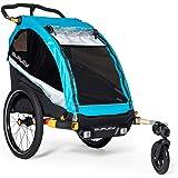 Burley D'Lite X, 1 Seat Kids Bike Trailer & Stroller