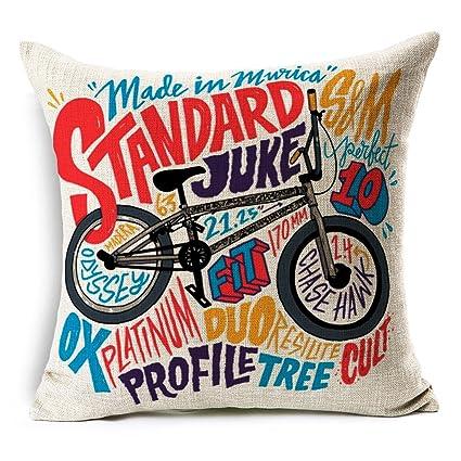Amazon Com Carrie Home Dirt Bike Decorations Mountain Bike Cotton