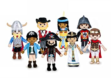 Famosa Softies Peluche Playmobil 30 cm (760015048)