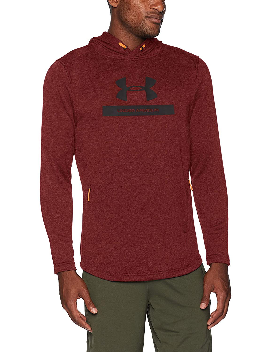 Under Armour Herren Mk1 Terry Graphic Hoodie Oberteil
