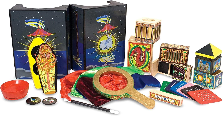 Melissa & Doug Deluxe Magic Set: Melissa & Doug: Toys & Games