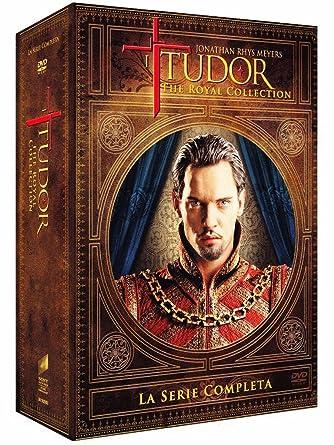 tudors cofanetto   Tudor - Royal Collection (Cofanetto - 12 DVD): Acquista ...