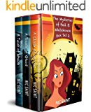 The Mysteries of Bell & Whitehouse: Books 4-6 (The Mysteries of Bell & Whitehouse Box Sets Book 2)