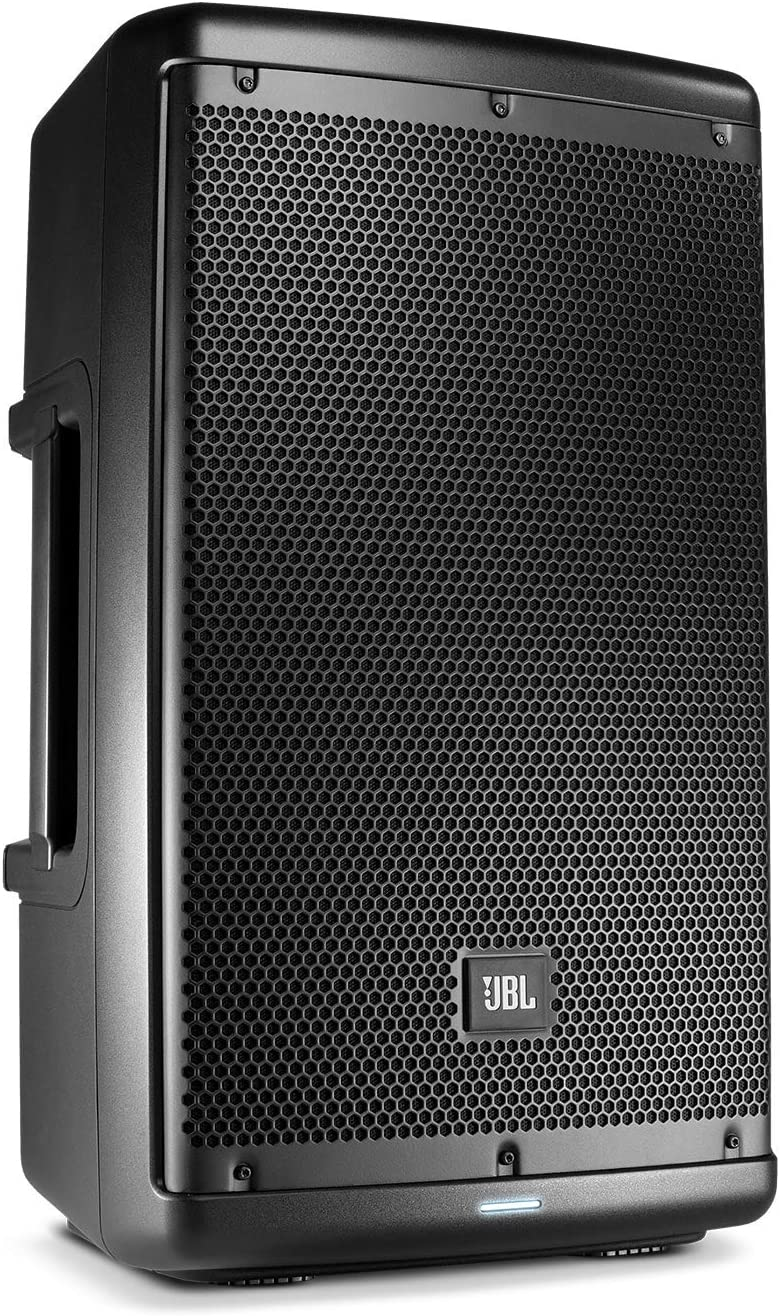 front facing JBL EON610