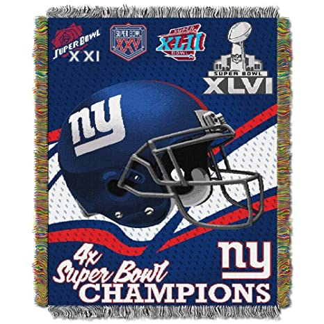 6bbfe5388 Image Unavailable. Image not available for. Color  The Northwest Company  New York Giants ...