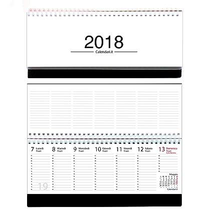 Agenda semanal 2018, planificador para oficina, casa y ...