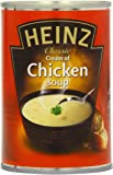 Heinz Classic Cream of Chicken Soup 290 g (Pack of 12)