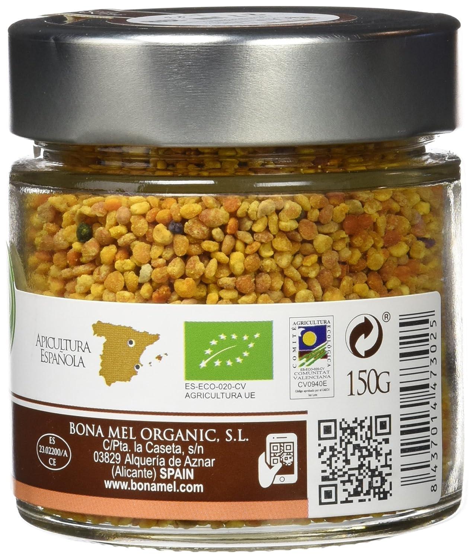 Bona Mel Polen - Paquete de 6 x 150 gr - Total: 900 gr: Amazon.es: Alimentación y bebidas