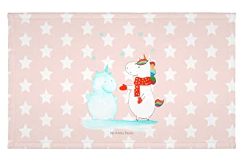 variantes Toallas de mano de unicornio Muñeco de nieve MT: Amazon.es: Hogar