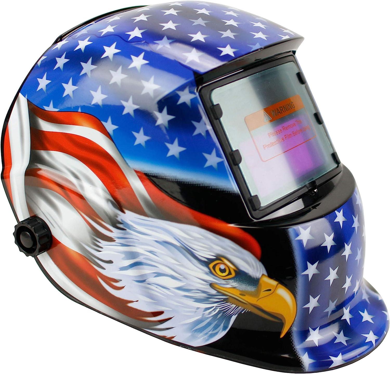 Geelife Solar Powered Welding Helmet