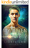 My Alien Lover: An Interracial Paranormal Romance Story