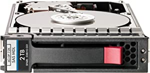 HP Office Hard Drive Hot-Swap 6000 Cache 3.5-Inch Internal Bare or OEM Drives J9F36A