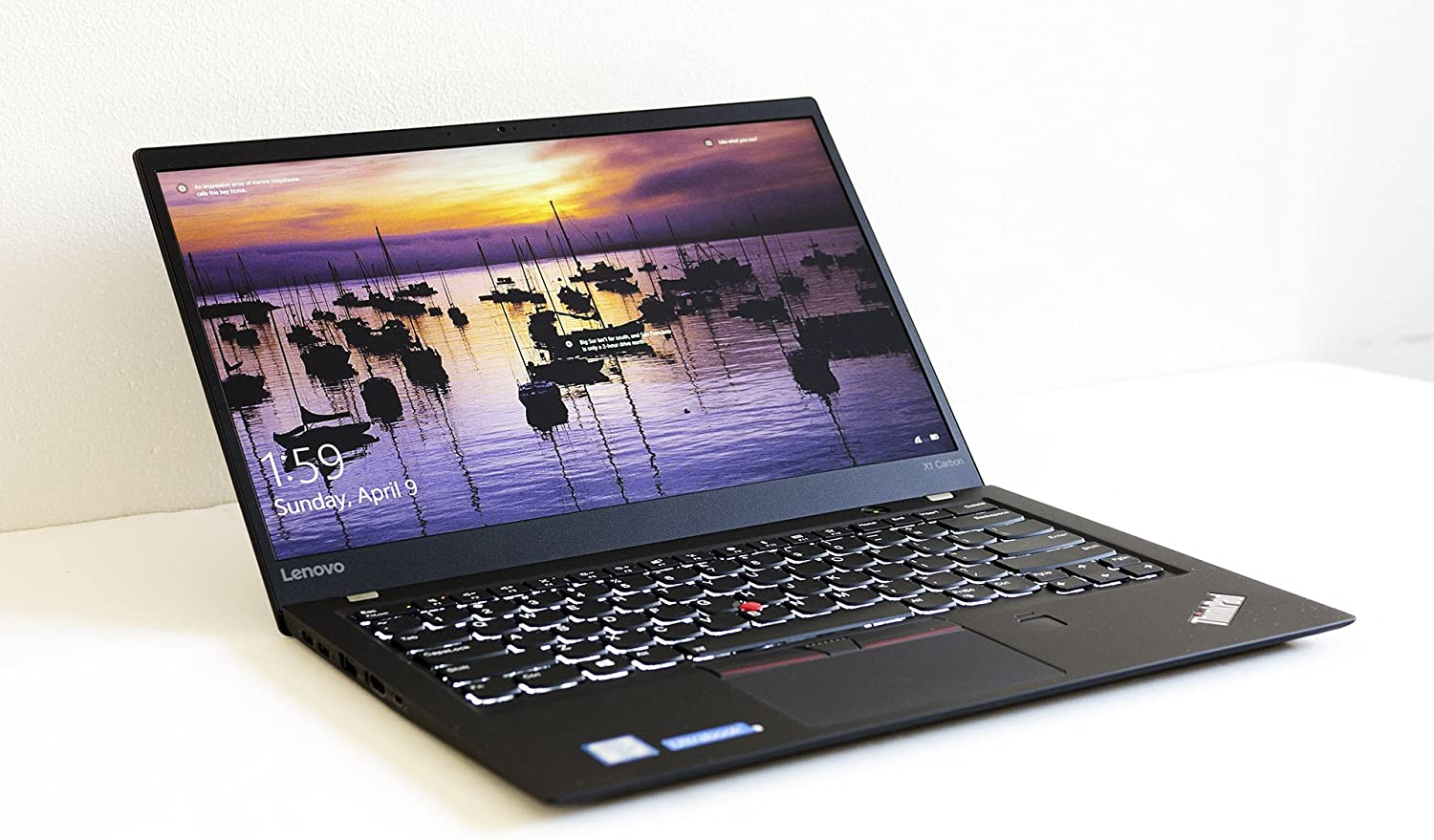 "ThinkPad X1 Carbon (5th Gen) - Black 20K4S0EB00 Intel Core i5-6200U Memory: 8 GB Hard Drive: 512 GB SSD 14"" FHD (1920 x 1080) IPS Anti-Glare"