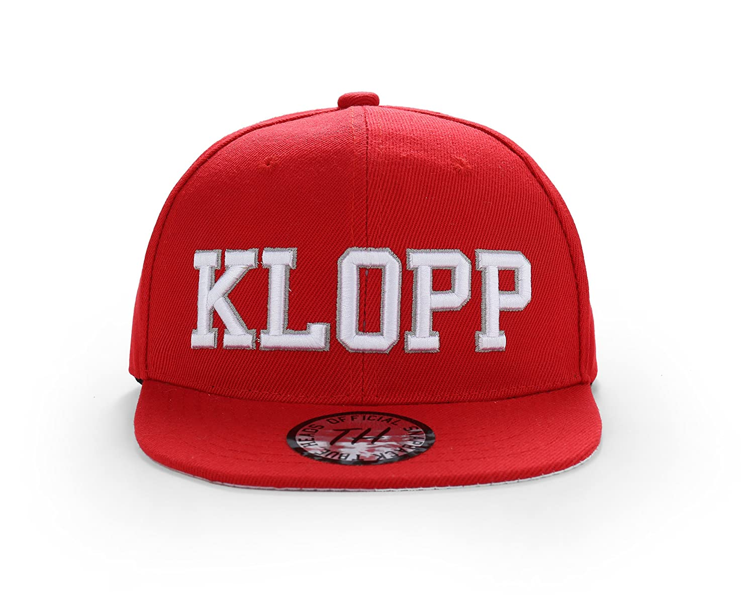 0a42f234c52 Jürgen Klopp Football Snapback Baseball Cap  Amazon.co.uk  Sports   Outdoors