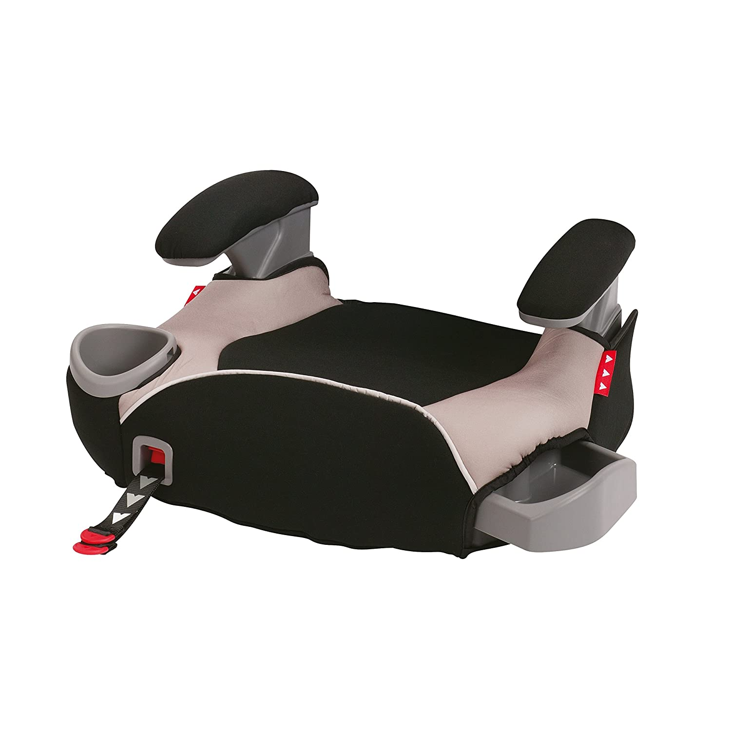 graco affix youth booster seat with latch system atomic one size ebay. Black Bedroom Furniture Sets. Home Design Ideas