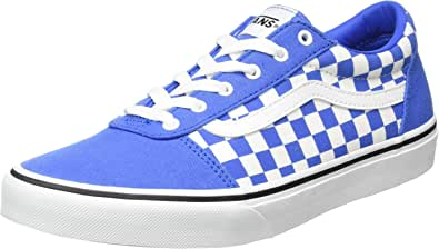 Vans Ward Canvas Sneaker, Niños