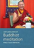 Lazy Lama looks at Buddhist Meditation (Lazy Lama Series Book 1)