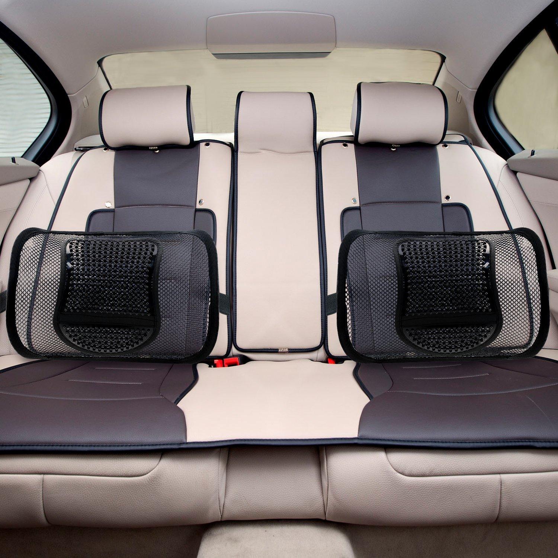 Backrest Bequeme Auto Rückenstütze Lordosestütze Lehne Stuhllehne Sitz Orthopädiebedarf