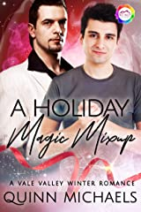 A Holiday Magic Mixup: A Winter Romance (Vale Valley Book 7) Kindle Edition