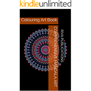 Comprehensive Mandala Art: Colouring Art Book