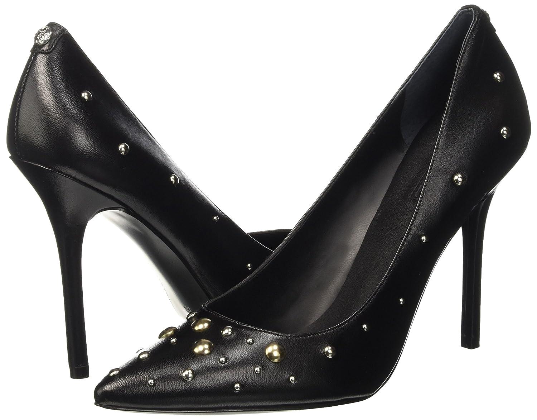 Guess Padela, Sandalias con Punta Cerrada para Mujer, Negro (Nero), 41 EU: Amazon.es: Zapatos y complementos