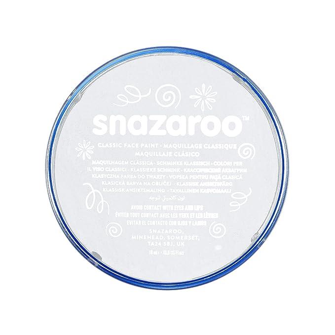 114 opinioni per Snazaroo- Pittura non tossica per viso- 18ml