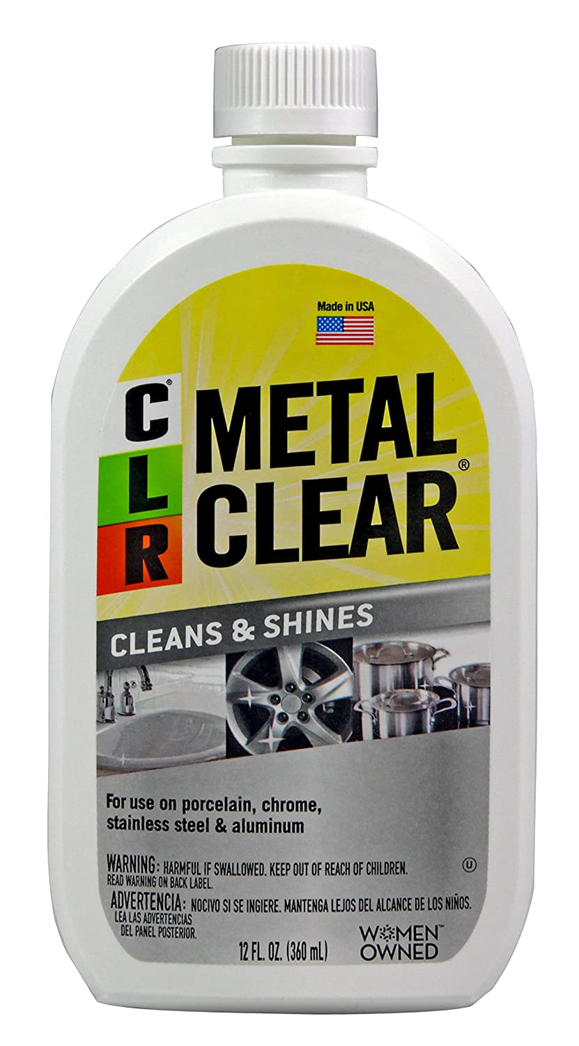 Amazon.com: CLR MC-12 Metal Clear, 12 oz. Bottle: Industrial & Scientific