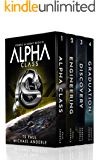 The Etheric Academy Boxed Set: The Complete Series