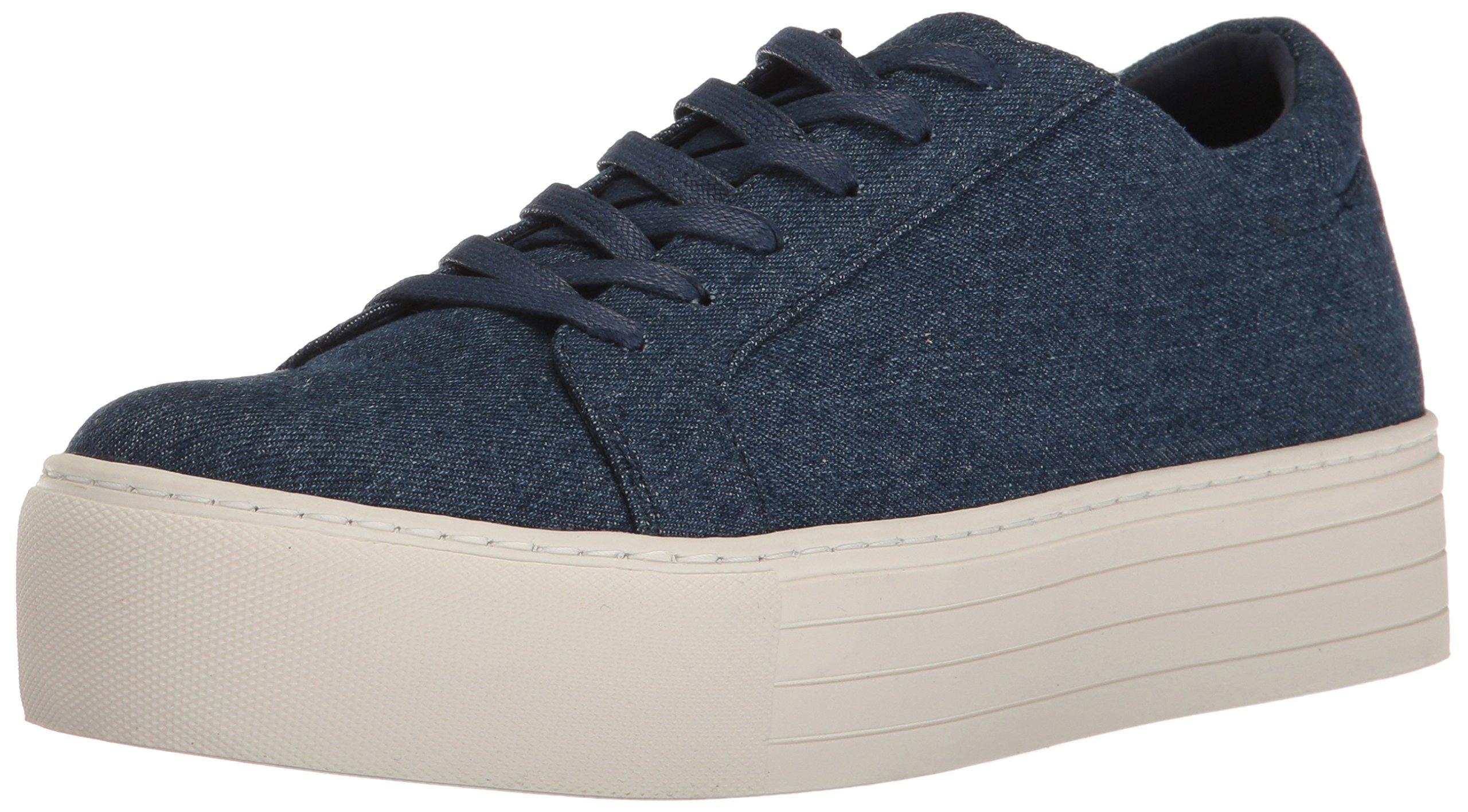 Kenneth Cole New York Women's Abbey Fashion Sneaker, Blue, 7.5 M US