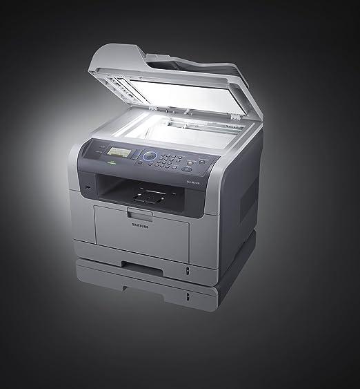 Samsung SCX-5635FN Multifunktionsger/ät Scanner, Kopierer, Drucker und Fax