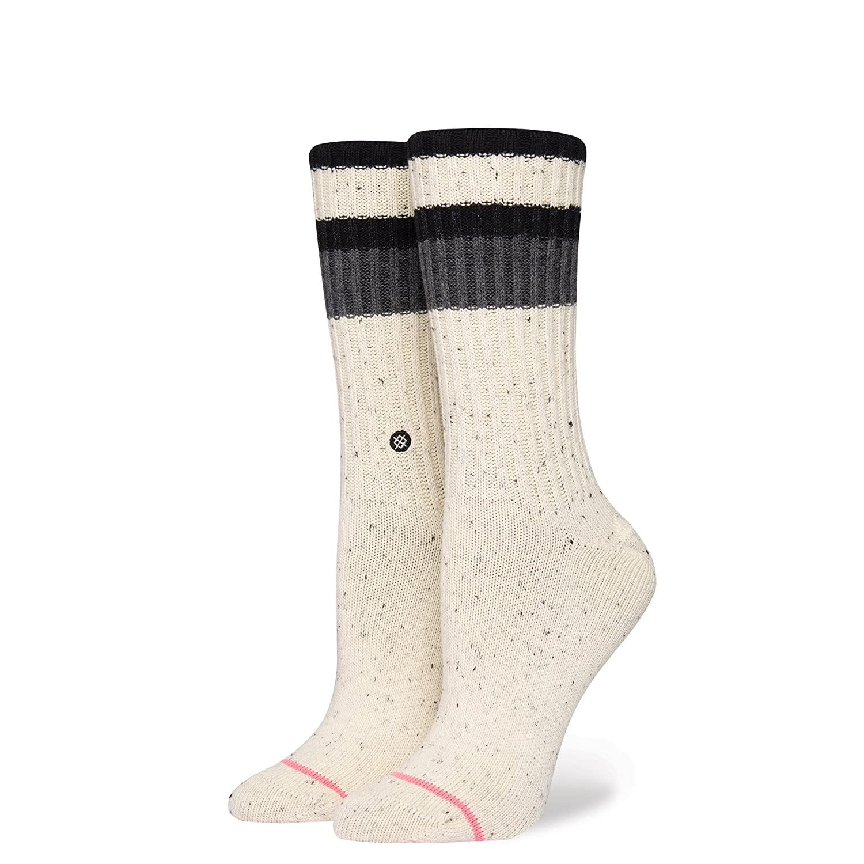 Stance Women's Limbo Socks Medium Natural W534C17LIM-NAT-M