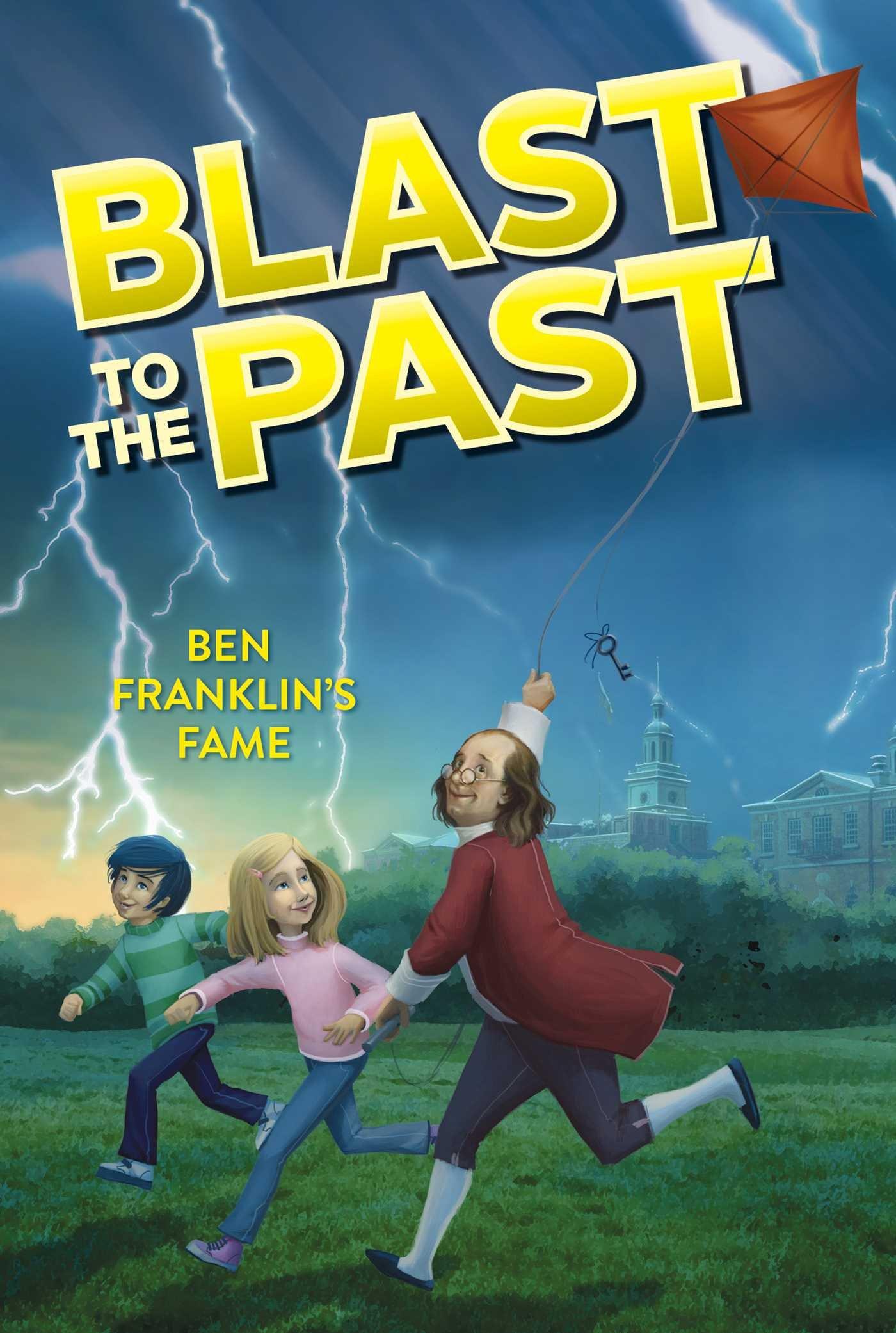 Franklins Fame Blast Past Book product image