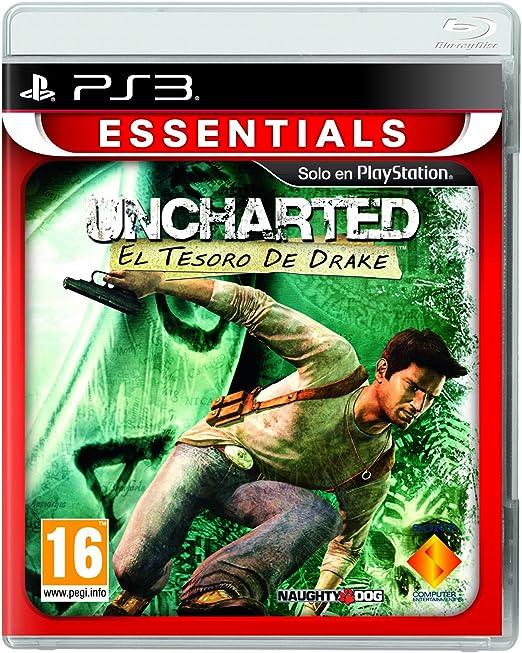 Uncharted – El tesoro de Drake (Essentials): Amazon.es: Videojuegos