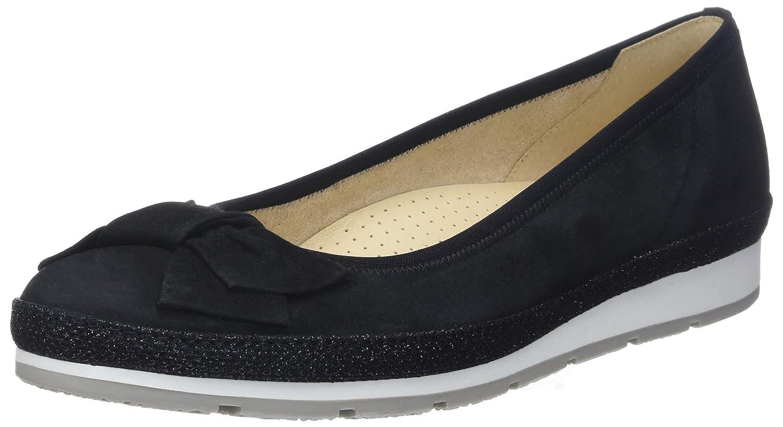 Gabor Shoes Comfort (Pazifik Sport, Ballerines Femme Bleu (Pazifik Shoes Bleu Glamour) 7c0afd4 - reprogrammed.space