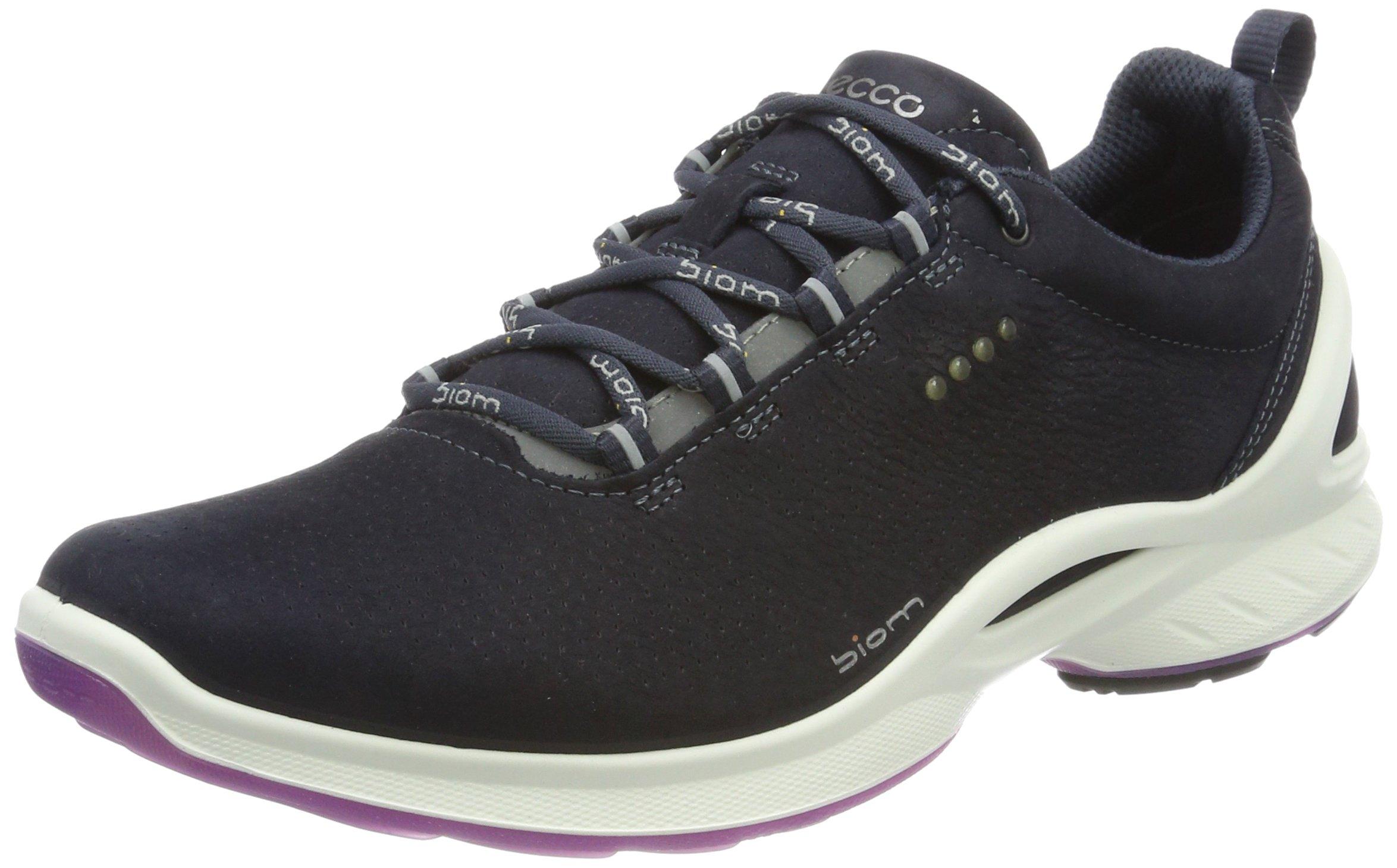 ECCO Women's Biom Fjuel Train Walking Shoe, Navy, 40 EU/9-9.5 M US