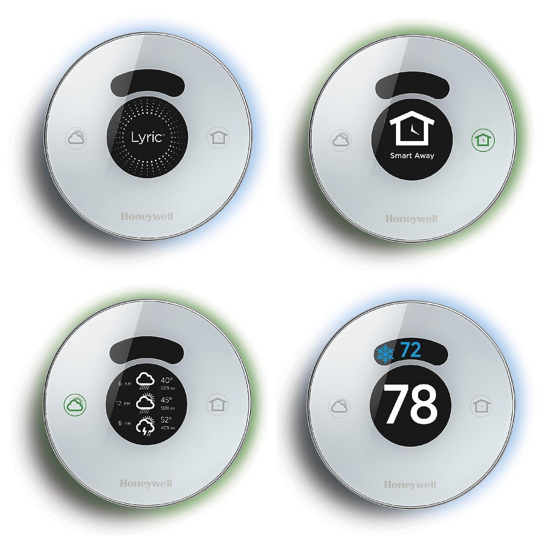 Honeywell termostato Lyric Ronda Wi-Fi - 2 nd generación: Amazon.es: Bricolaje y herramientas
