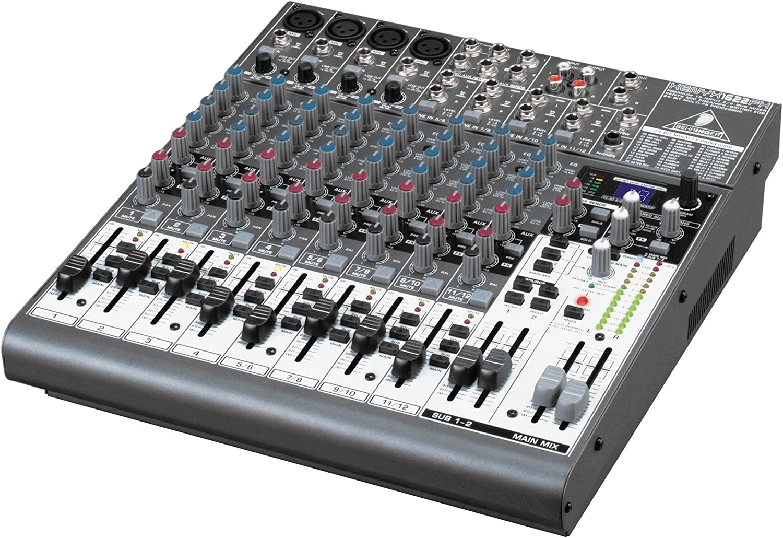 Behringer XENYX 1622 FX mesa de mezclas: Amazon.es: Instrumentos ...