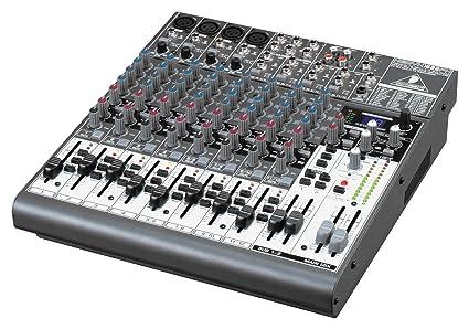 Amazon.com: Behringer 1622 FX 16-input 2/2 BUS mezclador con ...