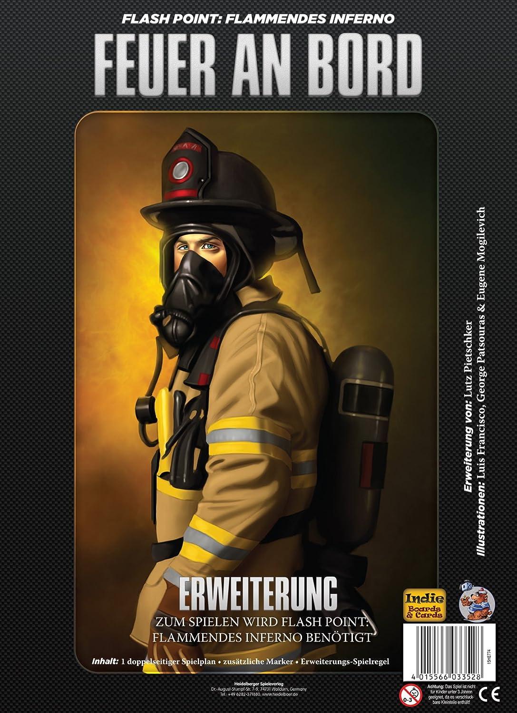 Flash Point: Feuer an Bord Erweiterung deutsche Version: Amazon.de ...