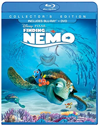7709929690a Amazon.com: Finding Nemo (Three-Disc Collector's Edition: Blu-ray ...
